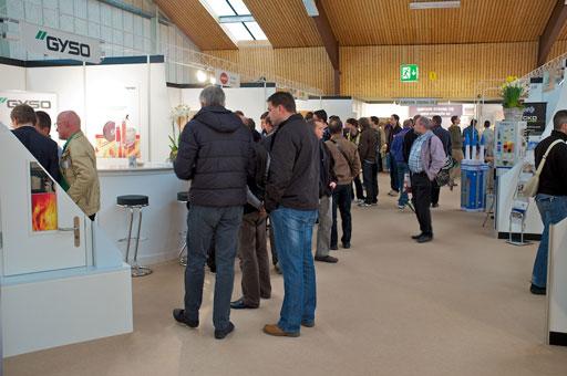 Fotos von der Messe Schreiner 2012
