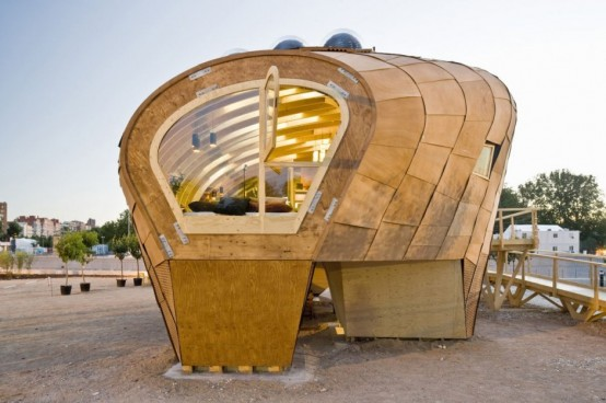 Holzbauten: Von der Hütte zum Hochhaus
