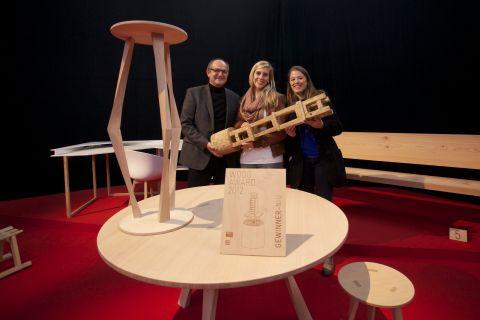 WoodAward 2012 erfolgreich durchgeführt!