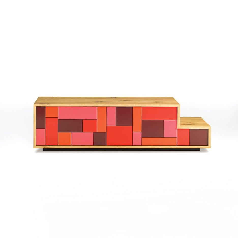 Die Gute Form 2014 - Scarpiera rossa von Eva-Maria Heck