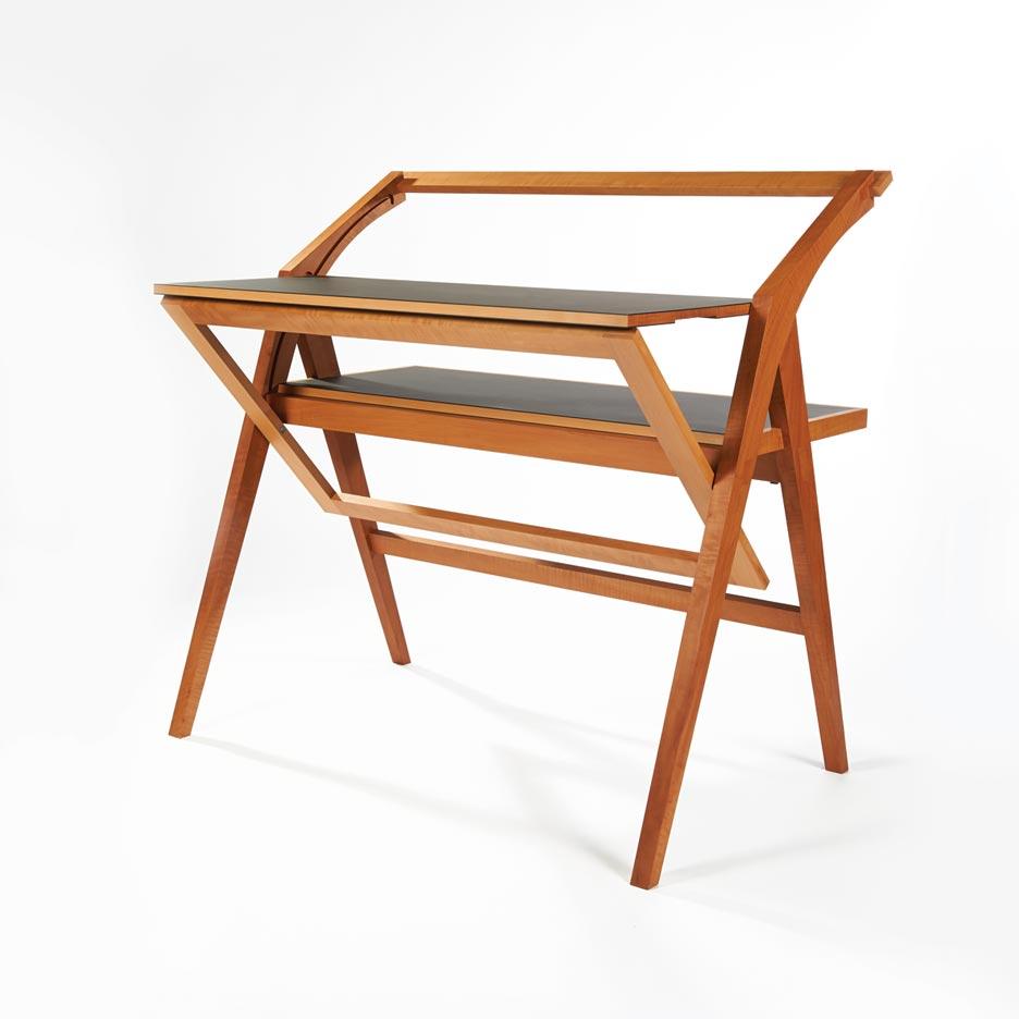 Die Gute Form 2014 – Schreibtisch von Götz Hilber