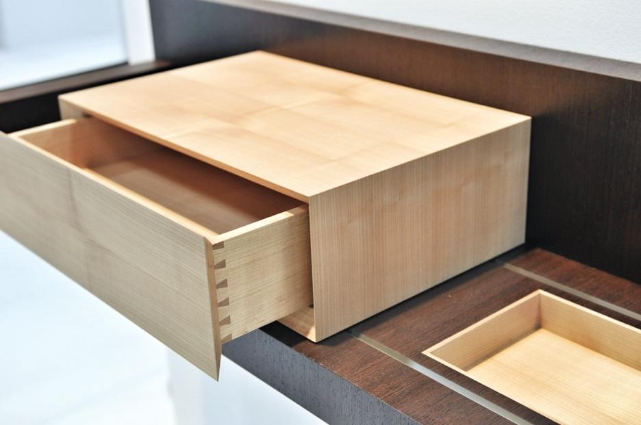 Dielenmöbel von Florian Giele