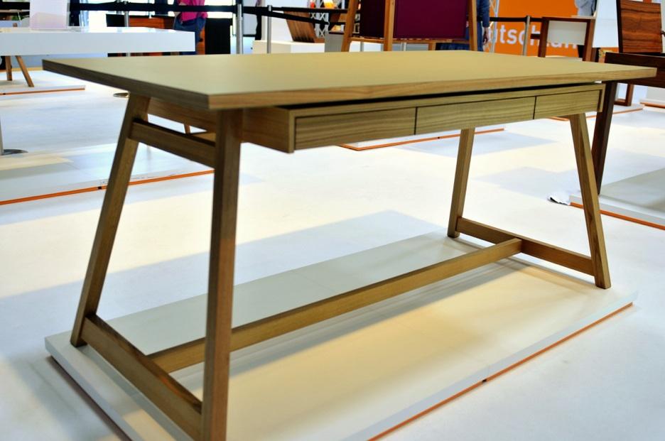 Schreibtisch von Annamaria Sommermann