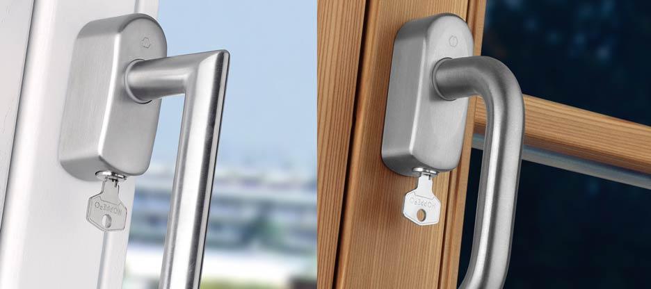 Starker Schutz am Fenster – SecuSelect®