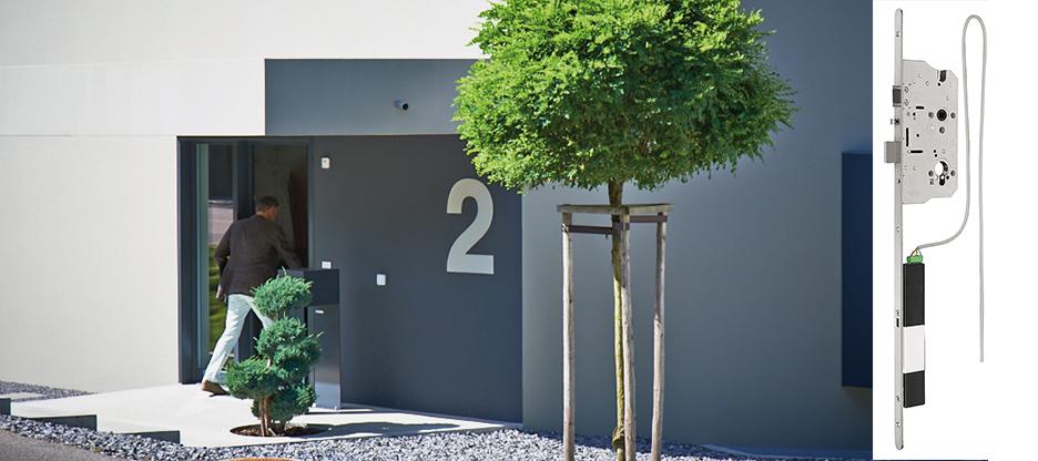 Komfortable Zutrittssicherheit dank Schliesstechnik von GLUTZ
