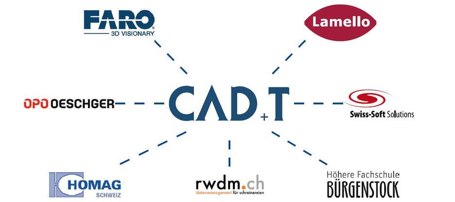 CAD+T Branchentreff
