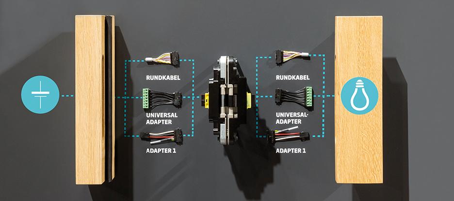 Türbänder mit Mehrwert: Tectus Energy von Simonswerk