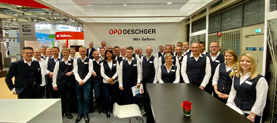 Messe HOLZ 2019 - OPO Oeschger