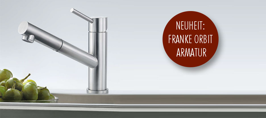 Franke Orbit Aktion