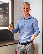 Fachexperte Lichttechnik Andreas Schwarz
