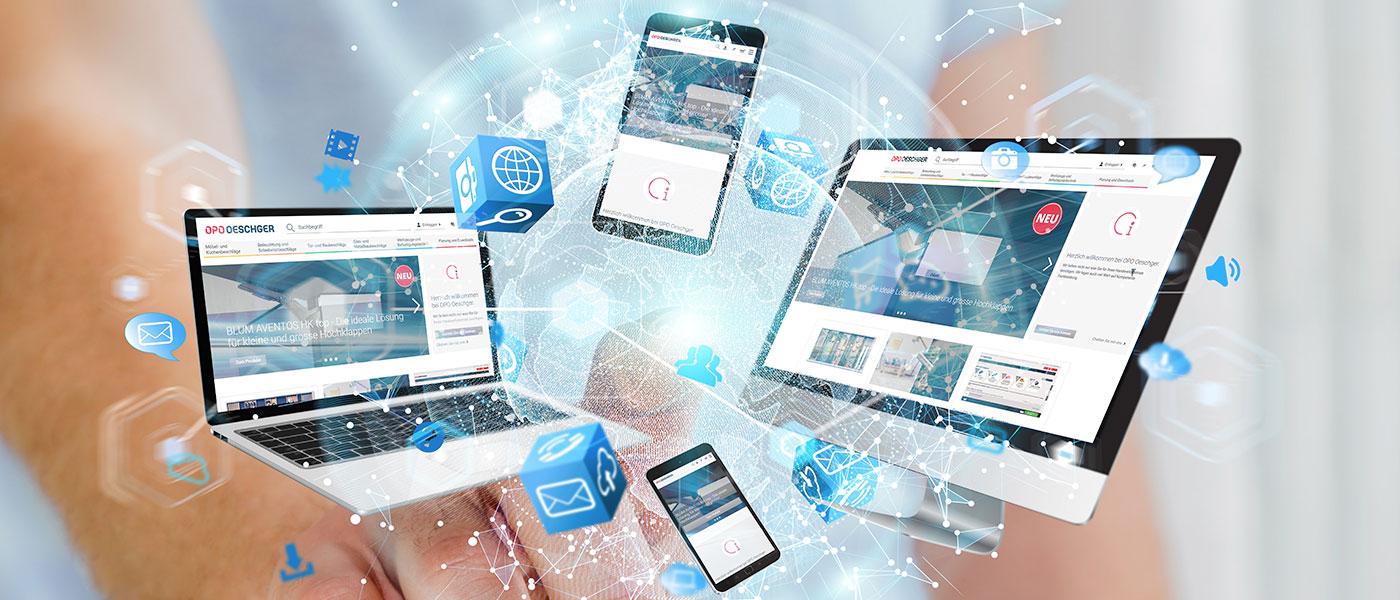 OPO-Net Online Shop opo.ch