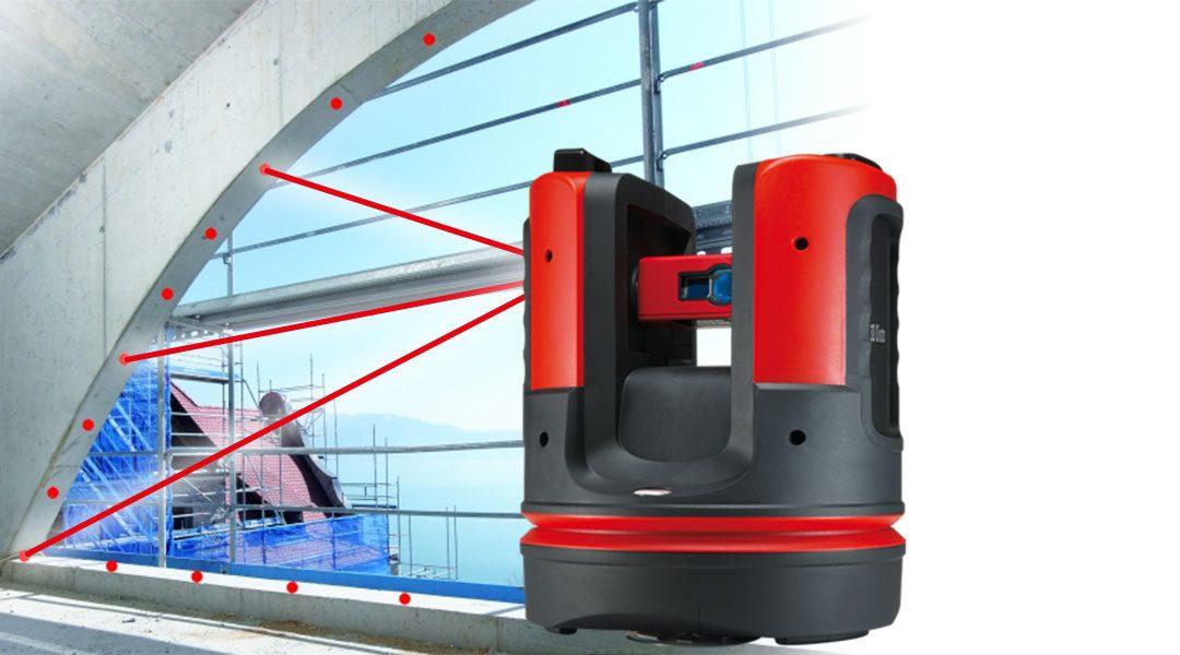 LEICA 3D Disto – Schaffen Sie digitale Räume