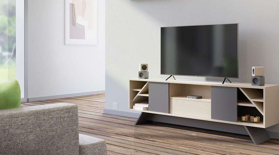 Lamello Clamex P-14 Flexus: der wiederlösbare Möbelverbinder mit flexiblen Positionierbolzen