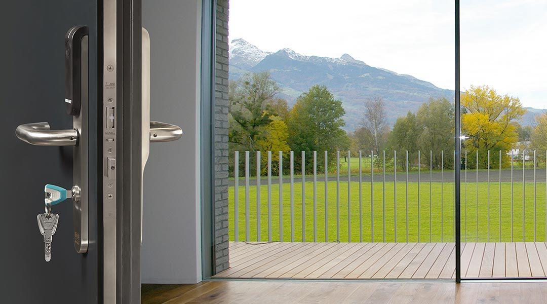 MSL AutoTriBloc: Das anpassungsfähige Schloss für jede Holztüre