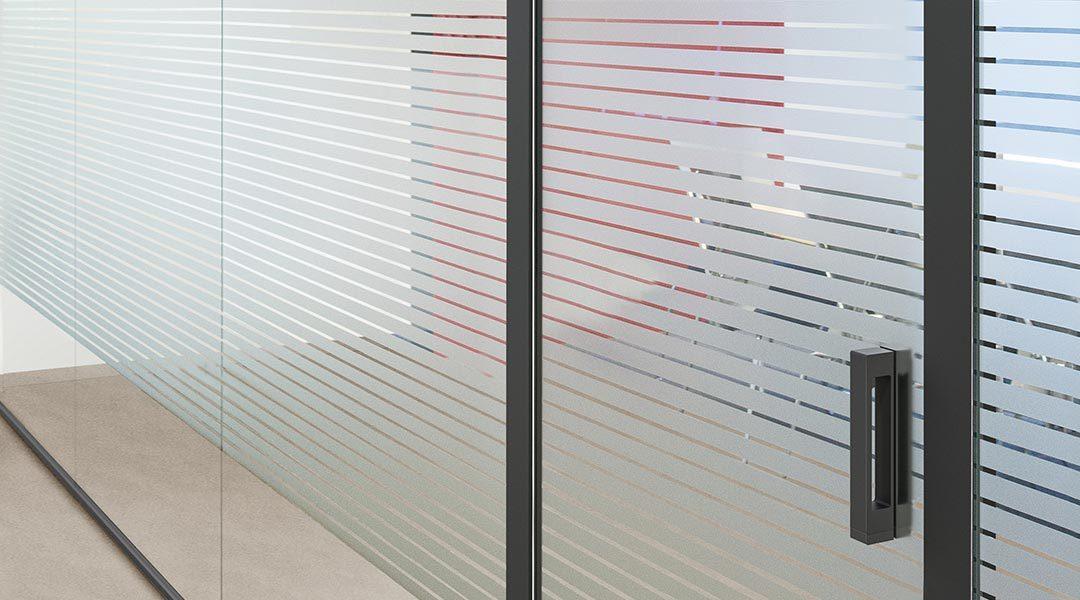 TECTUS Glas – Das flächenbündige Beschlagsystem für Ganzglastüren