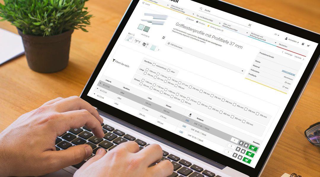 CAD Daten in allen Formaten schnell und einfach herunterladen