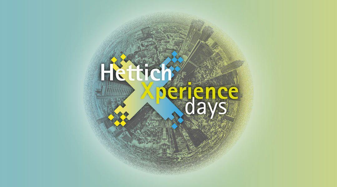 """""""HettichXperiencedays"""": Die neue online Plattform von HETTICH"""