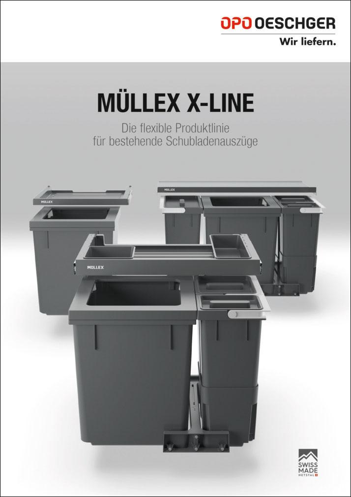 Müllex Flyer