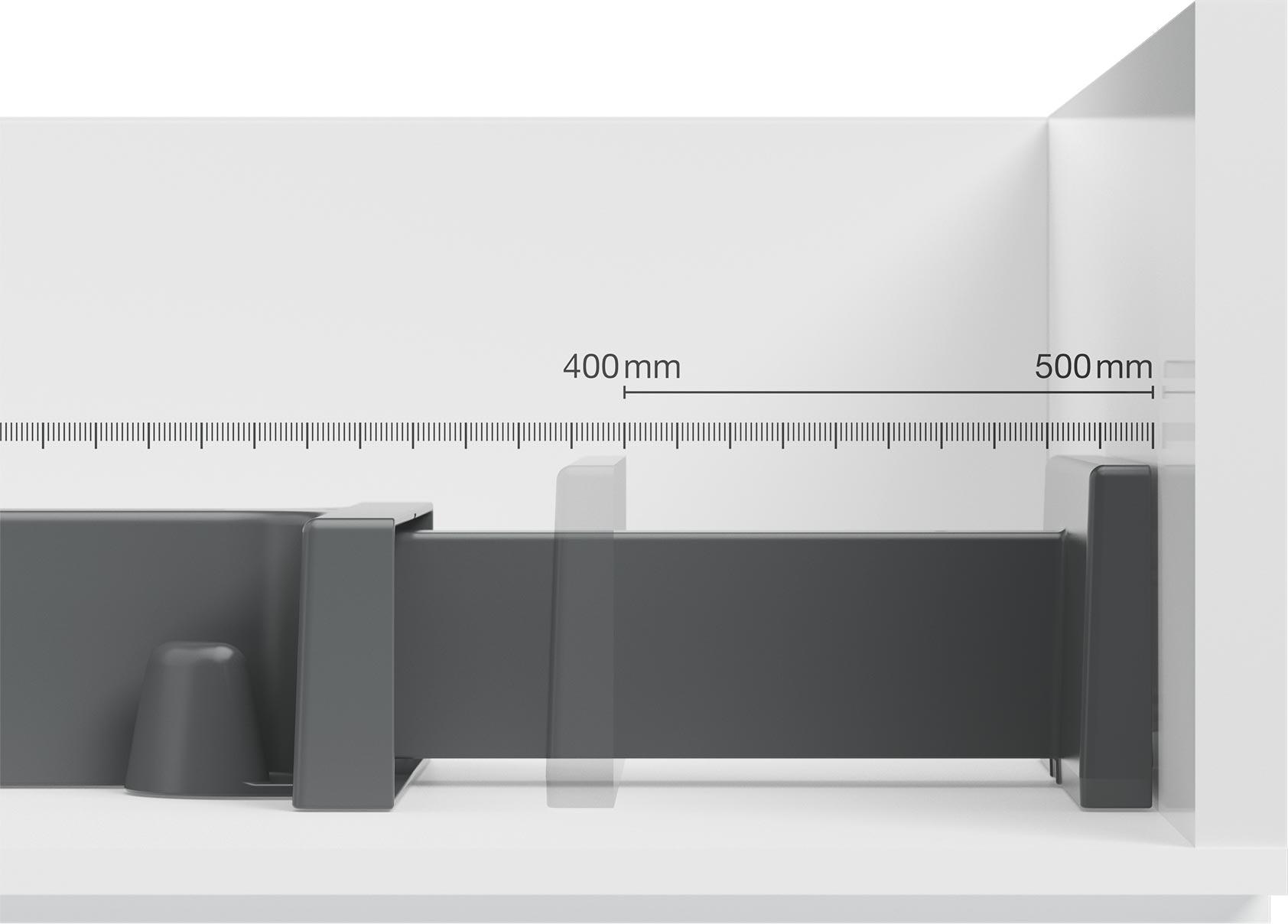 Müllex X-Line Abfalltrennsystem