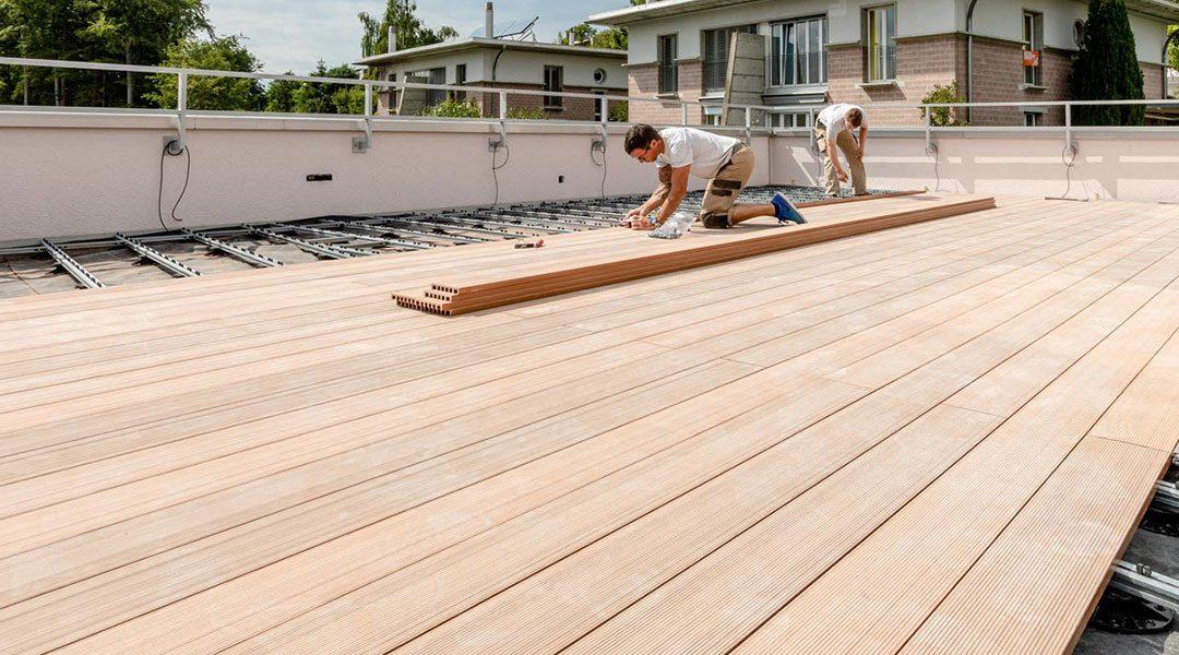 Holzterrassen: worauf es beim Bau ankommt