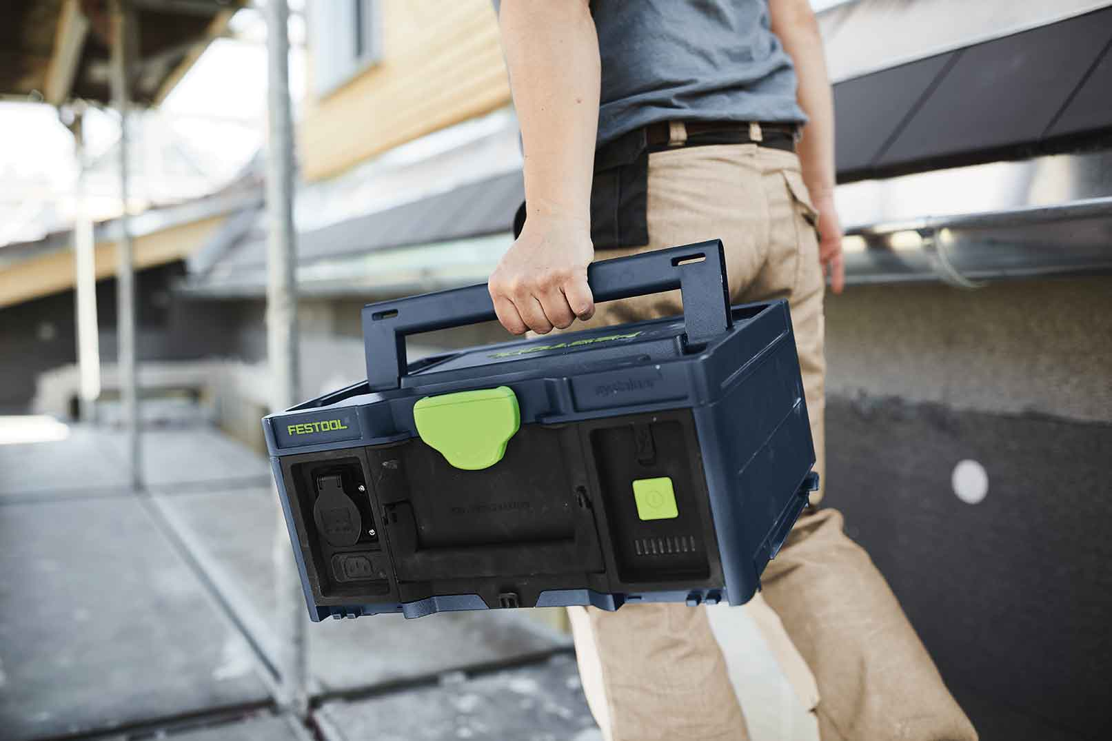 FESTOOL SYS-PowerStation