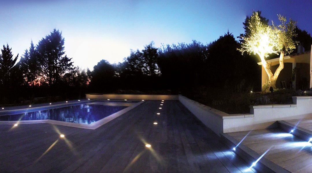 Die richtige Beleuchtung für Terrasse und Garten