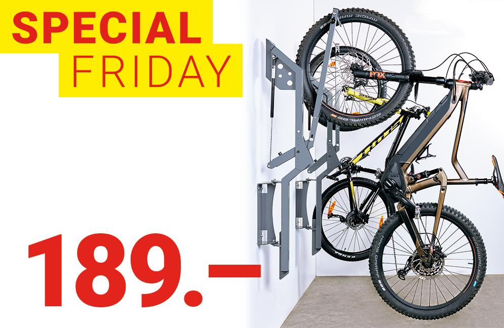 Special-Friday: e-Bike LIFT