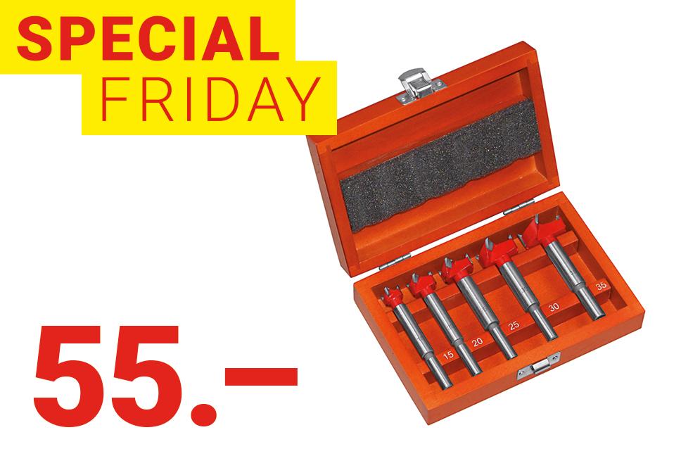 Special-Friday: Echelle double télescopique
