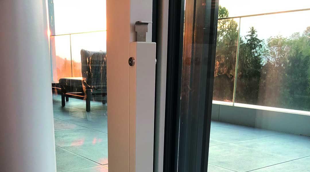 Neu: BLASER Beschläge für mehr Sicherheit an Fenstern und Schiebetüren